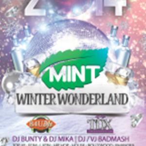 New Year Eve 2014 at MINT LI