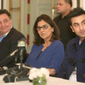 Ranbir Kapoor visits Mint